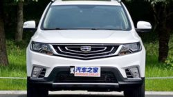 Geely's Concentric Grille Design Is Becoming Its Identity 13