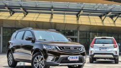 Geely's Concentric Grille Design Is Becoming Its Identity 14