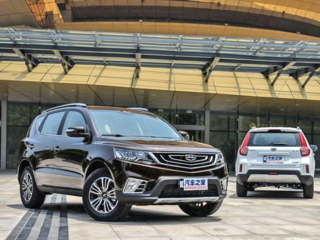 Geely Design Chief Peter Horbury Talks About Creating an Image for the Rising Brand 17