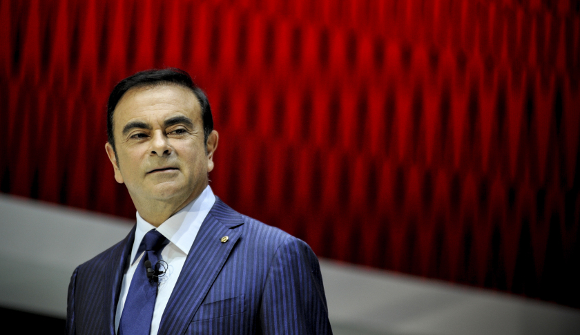 Carlos Ghosn Poised for Third Salary after Being Confirmed As Mitsubishi Chairman 1
