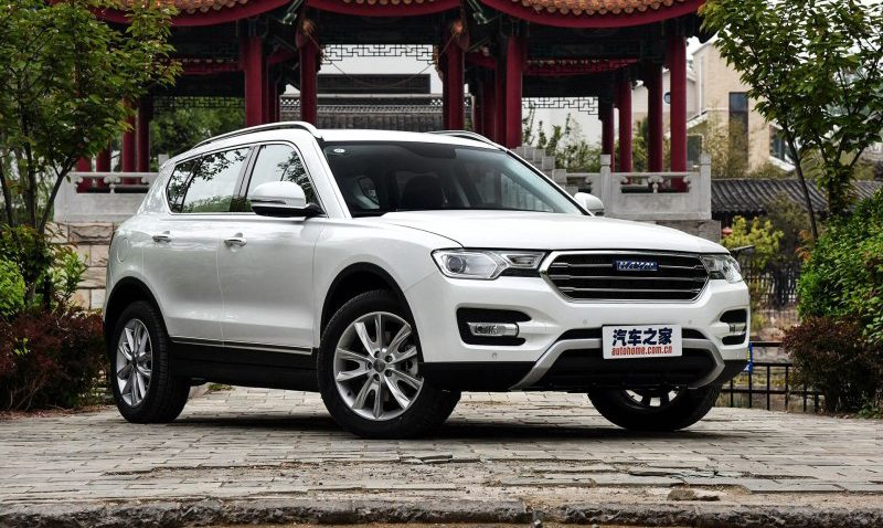 Great Wall Motors- 1 Million Vehicles Sold in 2016 2