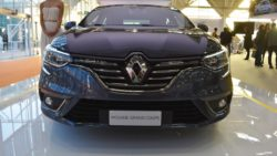 Renault Showcased New Megane Sedan at Bologna Motor Show 3