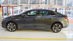 Renault Showcased New Megane Sedan at Bologna Motor Show 5