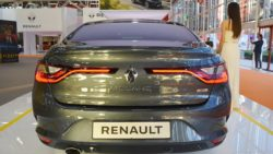 Renault Showcased New Megane Sedan at Bologna Motor Show 4