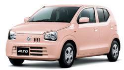 Evolution of Suzuki Alto and 5 Million Sales in Japan 5