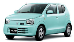 Evolution of Suzuki Alto and 5 Million Sales in Japan 6