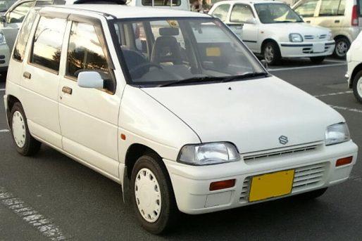 Suzuki Alto- Then and Now 9