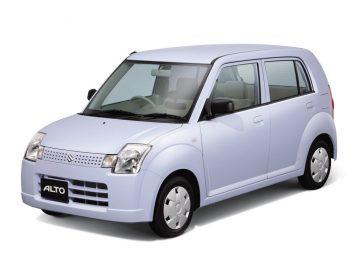 Suzuki Alto- Then and Now 10