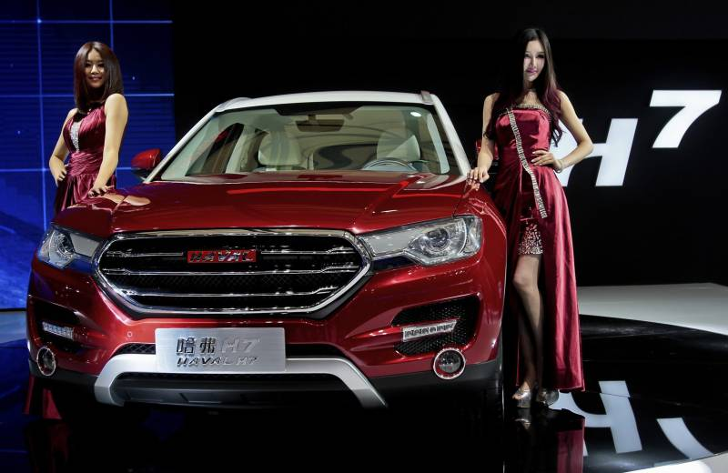 Great Wall Motors- 1 Million Vehicles Sold in 2016 3