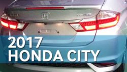 Honda City Facelift will Launch in Thailand on 12th January 2017 4