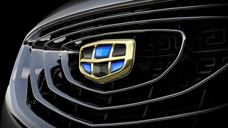 Geely's Concentric Grille Design Is Becoming Its Identity 19