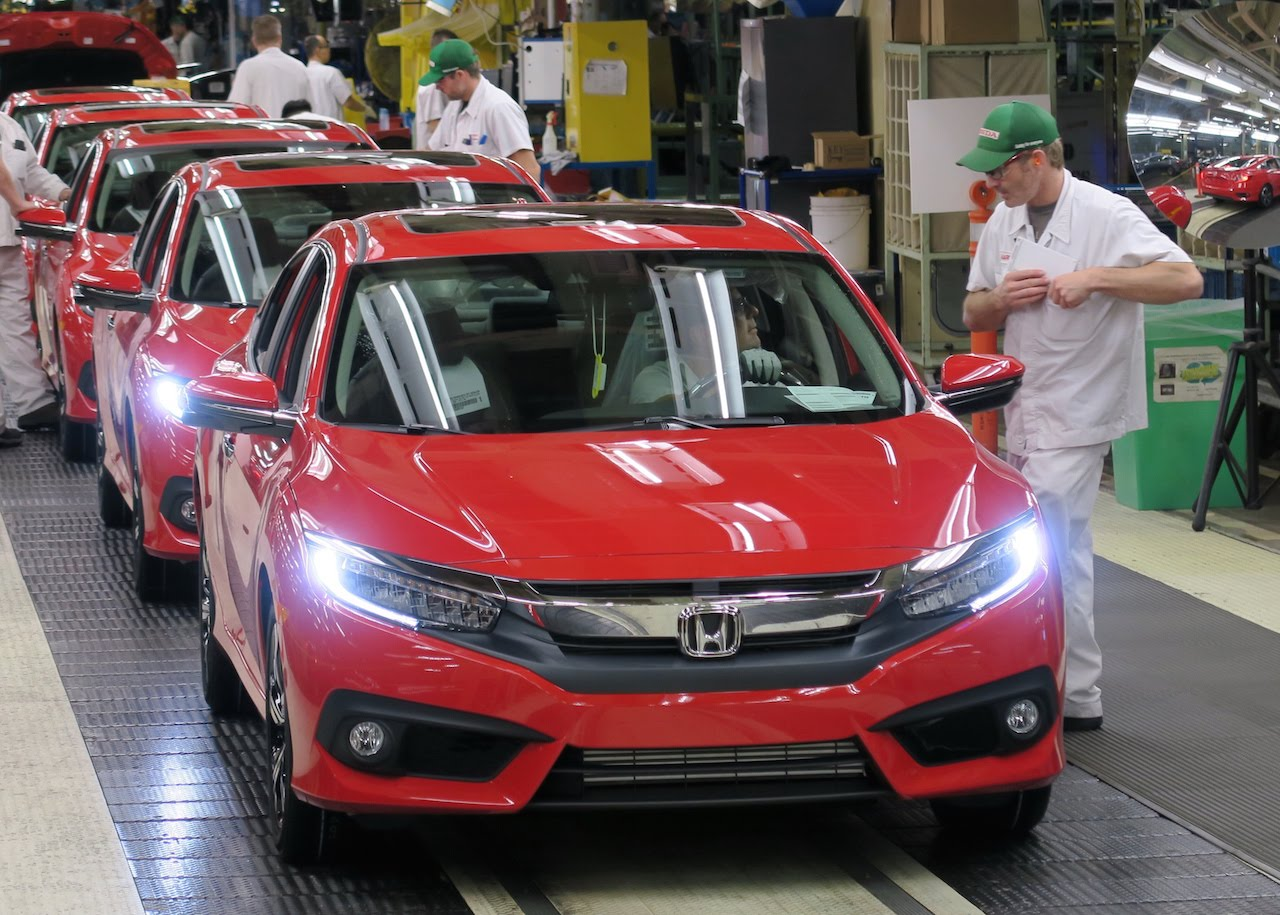 Honda Reaches 100 Million Worldwide Automobile Production Milestone 5