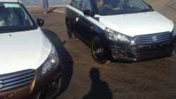 200 Units of Suzuki Ciaz reached Karachi Port 7