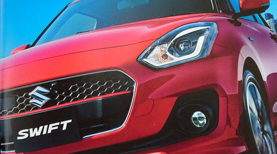2017 Suzuki Swift To Be Revealed In Japan On 27th December 1