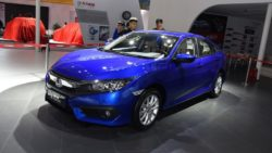 Honda Civic 1.0T Debuts in China 4