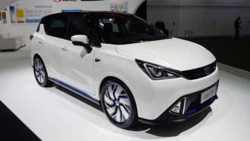 GAC of China Presents Three Cars at Detroit Auto Show 14