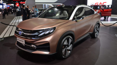 GAC of China Presents Three Cars at Detroit Auto Show 7