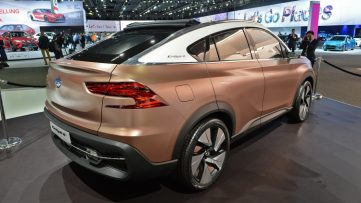 GAC of China Presents Three Cars at Detroit Auto Show 9