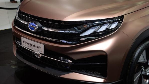 GAC of China Presents Three Cars at Detroit Auto Show 10