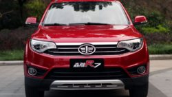 FAW and the Booming Crossover SUV Segment 21