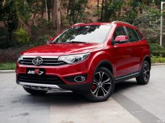 FAW and the Booming Crossover SUV Segment 5