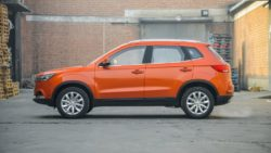 FAW and the Booming Crossover SUV Segment 39