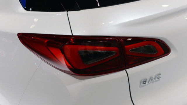GAC of China Presents Three Cars at Detroit Auto Show 16