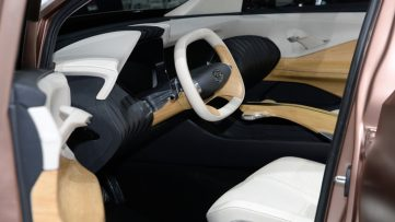 GAC of China Presents Three Cars at Detroit Auto Show 12