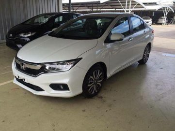 2017 Honda City Facelift- This is it! 3