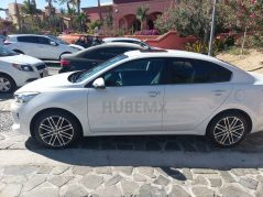 2017 Kia Rio Sedan Spied Undisguised in Mexico 3