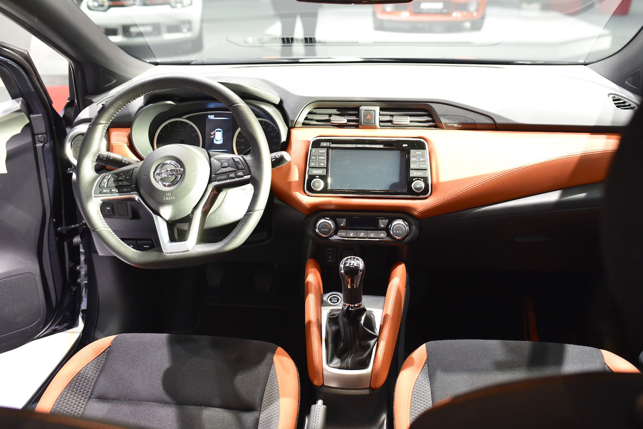 Production of 2017 Nissan Micra Commences in Europe 6