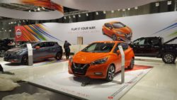 Production of 2017 Nissan Micra Commences in Europe 3