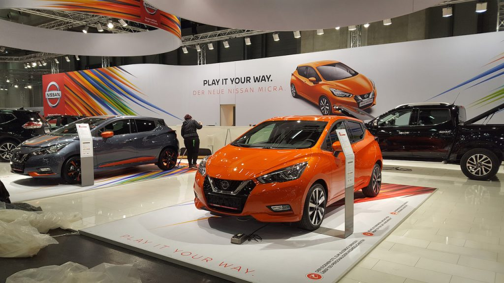 Production of 2017 Nissan Micra Commences in Europe 4