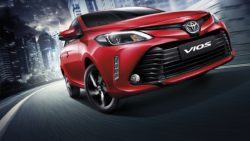 2017 Toyota Vios Facelift Launched in Thailand 1