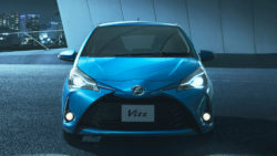 2017 Toyota Vitz Facelift Launched in Japan 3