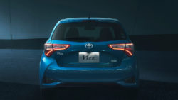 2017 Toyota Vitz Facelift Launched in Japan 4