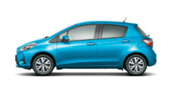 2017 Toyota Vitz Facelift Launched in Japan 7