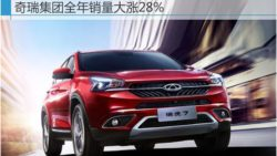 Chery will Launch 8 New Models in 2017 2