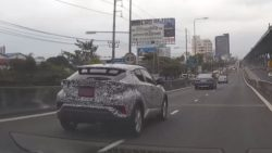 Toyota C-HR Spotted Testing in Thailand 8