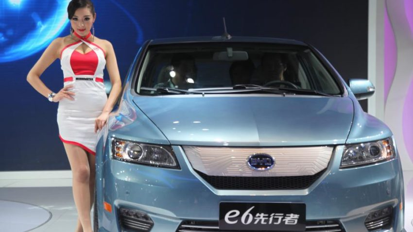 Production and Sales of Chinese EV Rank First Among the World for Two Consecutive Years 4