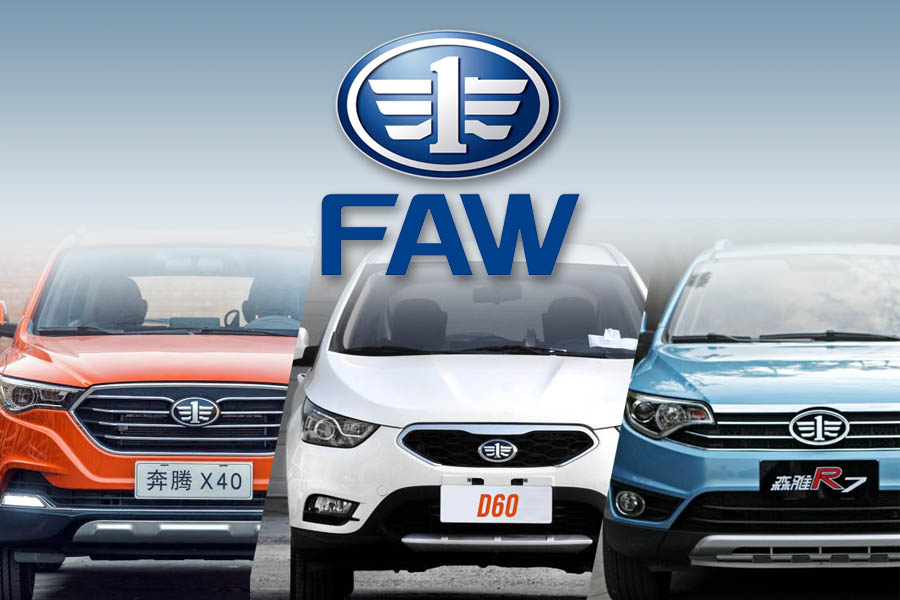 FAW and the Booming Crossover SUV Segment 1