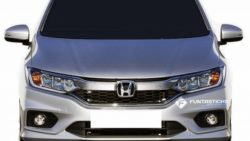 Honda City Facelift will Launch in Thailand on 12th January 2017 10