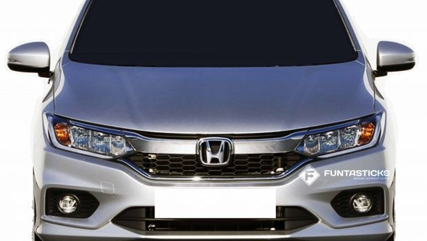 Honda City Facelift will Launch in Thailand on 12th January 2017 8