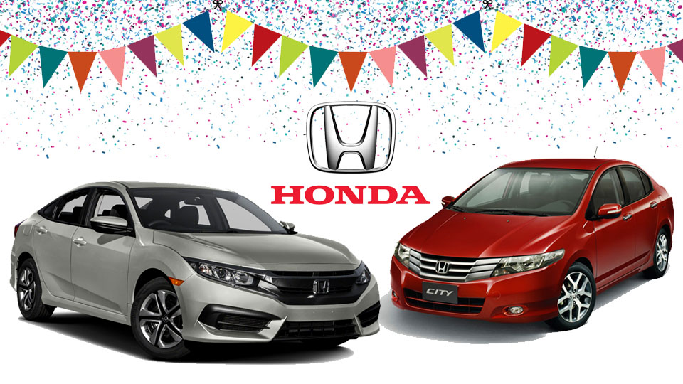 Honda Atlas Cars Achieve Record Sales 13