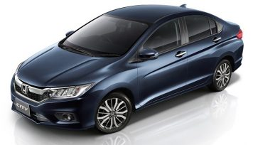 Video: 2017 Honda City Facelift 3