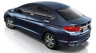 Video: 2017 Honda City Facelift 4