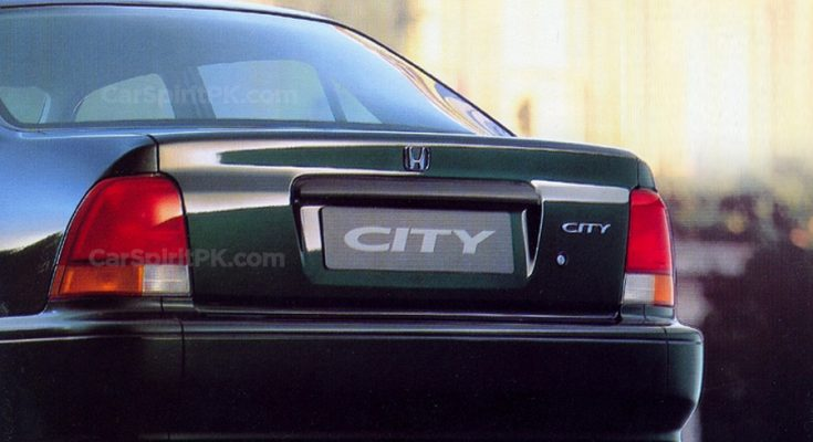 Honda City SX8- The Game Changer 1