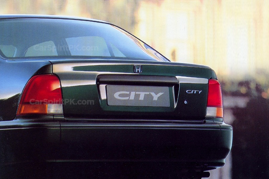 Honda City SX8- The Game Changer 1
