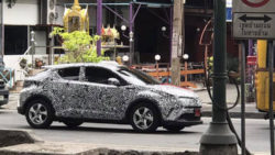 Toyota C-HR Spotted Testing in Thailand 6