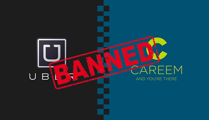 Uber, Careem Banned from Entry at Karachi Airport 8